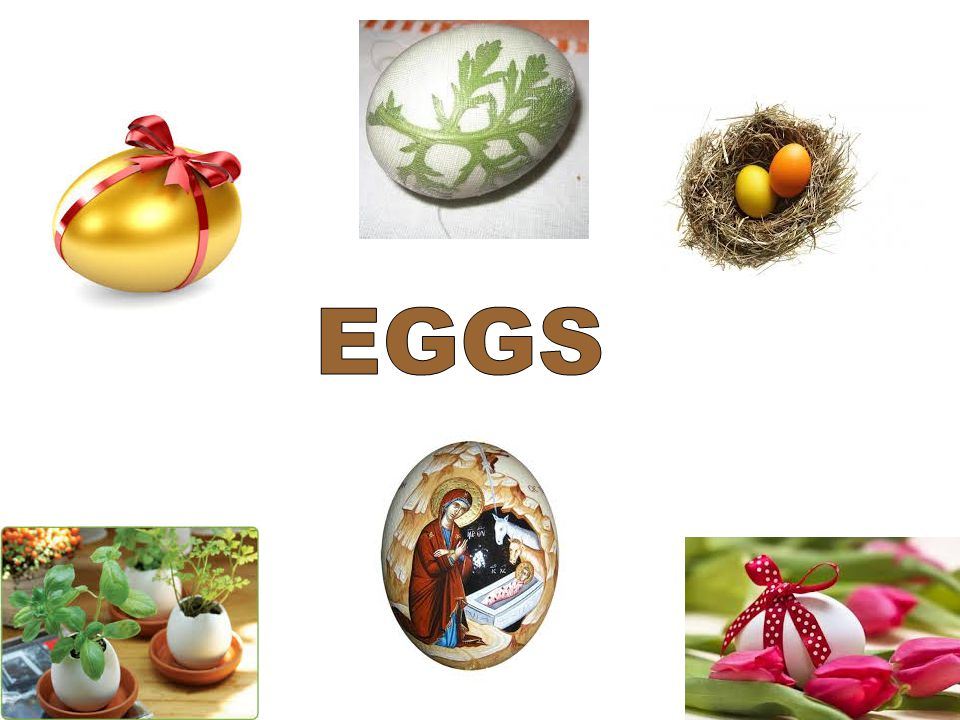 Eggs Had A Very Significant Place In Ancient Greek Religious