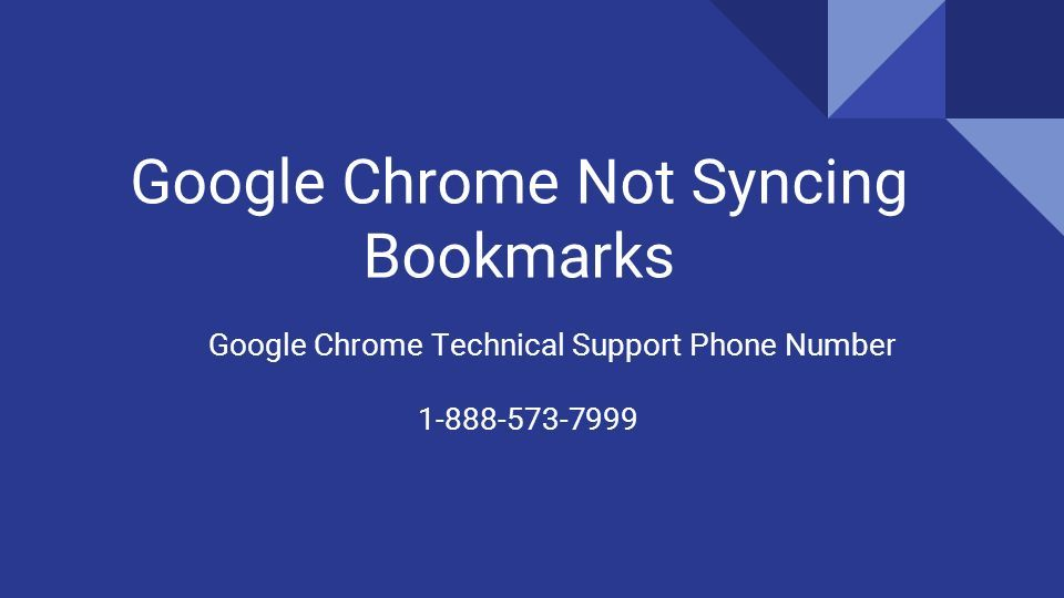 Google Chrome Not Syncing Bookmarks Google Chrome Technical Support