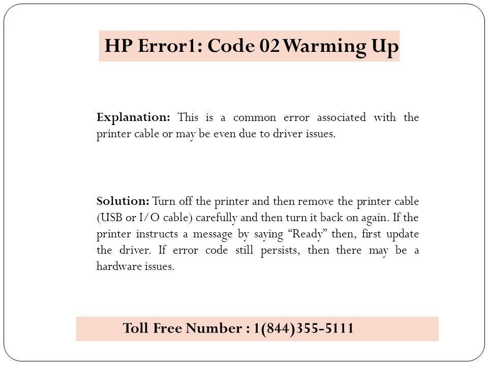 Few Common HP LaserJet Printer Error Messages - ppt download