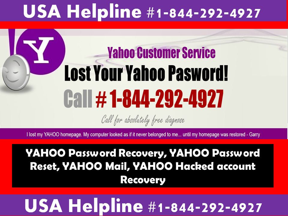 how do i recover my yahoo account if i lost my phone number