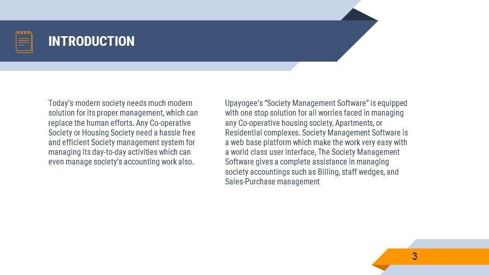 Housing Society Management  Housing Society Management - Easy Way to