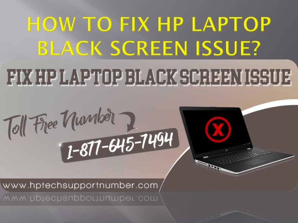 Behind the HP laptop issue, software and hardware problems