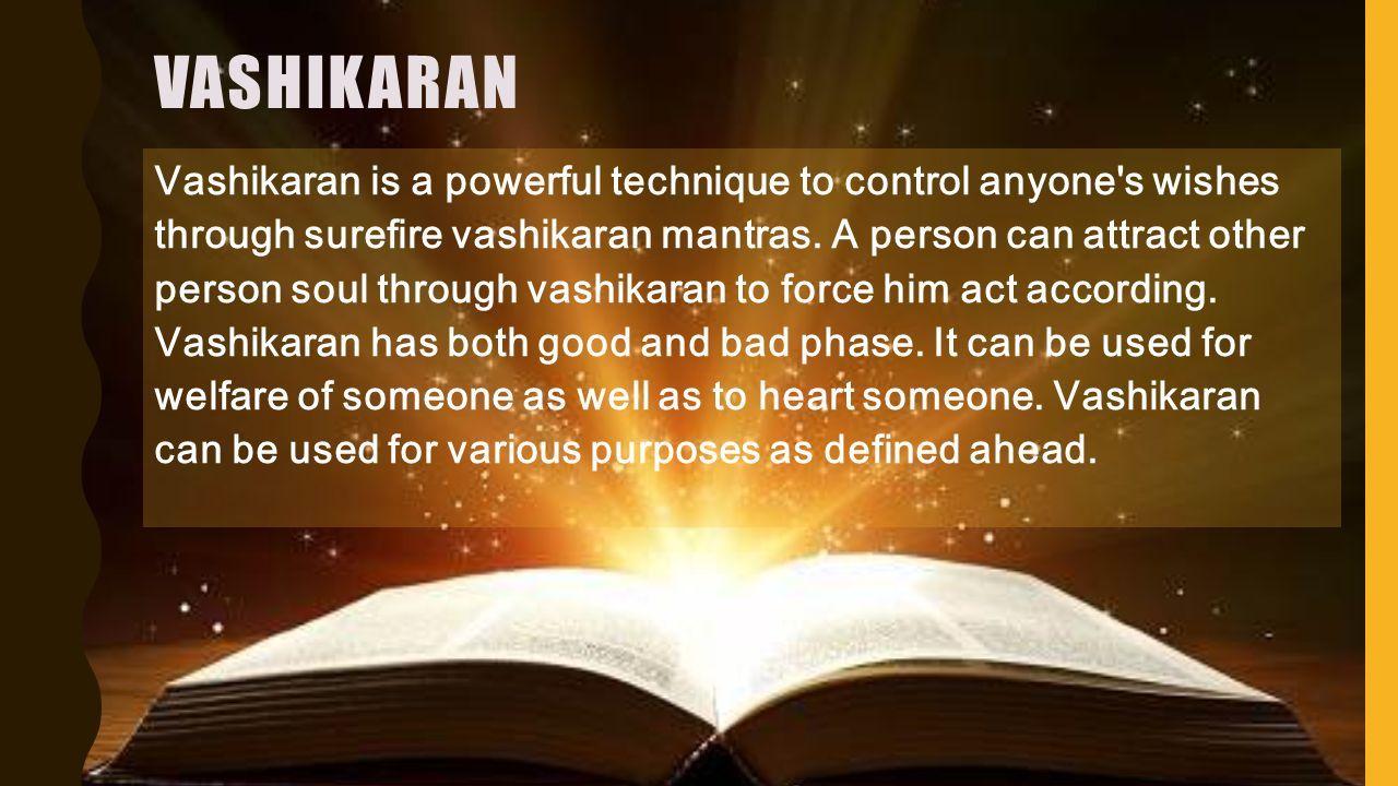 VASHIKARAN SPECIALIST SOLUTIONS www