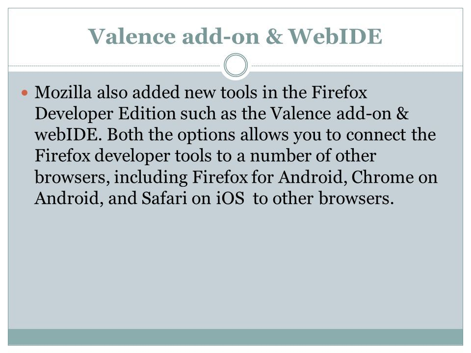 TOLL FREE The Firefox Developer Edition Tech Support Toll Free