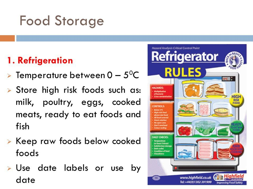 10 Food ...  sc 1 st  SlidePlayer & OCCUPATIONAL HEALTH u0026 SAFETY (OH u0026 S). The 7 steps of HACCP system ...