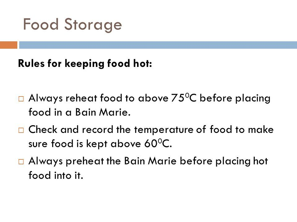 16 Food Storage Rules ...  sc 1 st  SlidePlayer & OCCUPATIONAL HEALTH u0026 SAFETY (OH u0026 S). The 7 steps of HACCP system ...