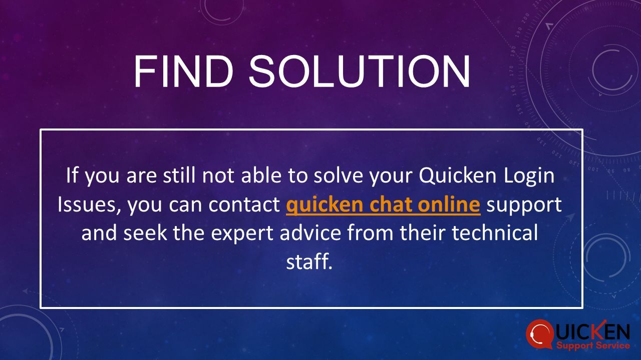 WHAT TO DO WHEN YOU ARE UNABLE TO OPEN QUICKEN AFTER THE LATEST