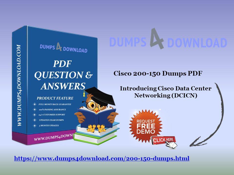 Cisco Exam Questions Introducing Cisco Data Center Networking (DCICN