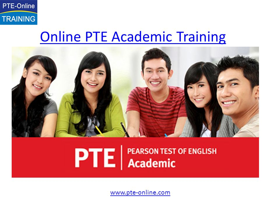 Online PTE Academic Training PTE Academic Test Booking India