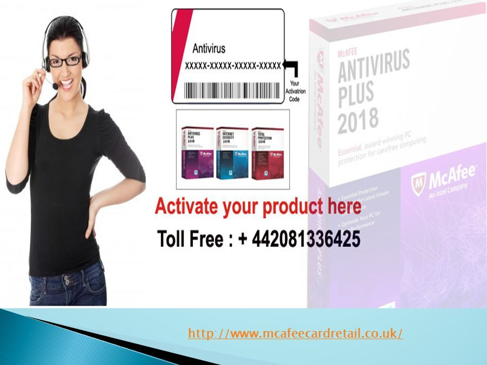 Mcafee Activation, Toll Free: ppt download