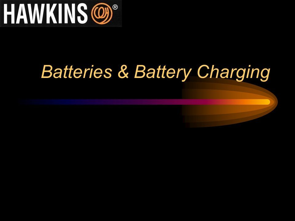 Batteries & Battery Charging. Welcome In this presentation we try to on