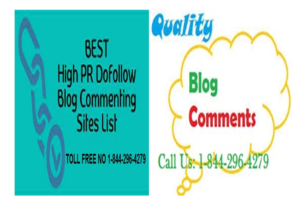 Dofollow Blog Commenting Sites Blogs Commenting on Site