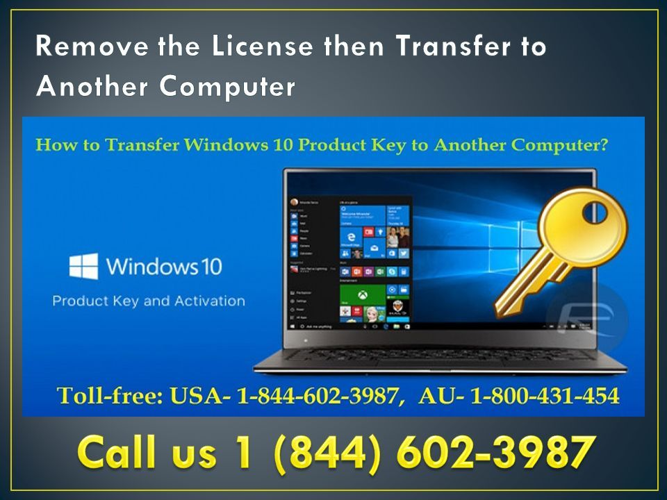Find out what type of license you have installed Microsoft describes