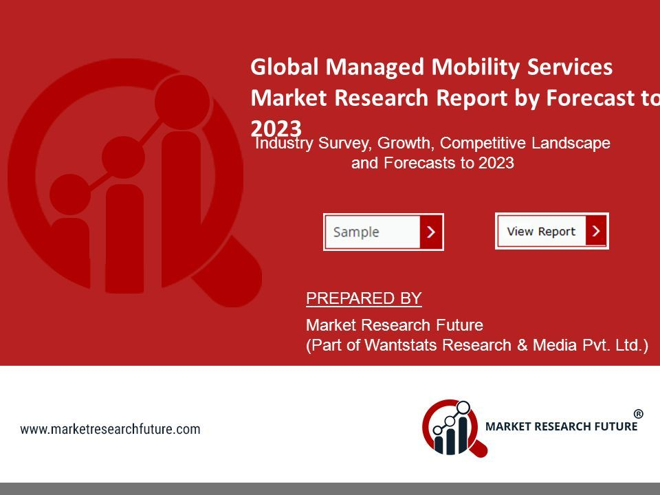 Global Managed Mobility Services Market Research Report by