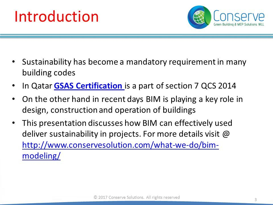 Bim Services In India Conserve Ppt Download