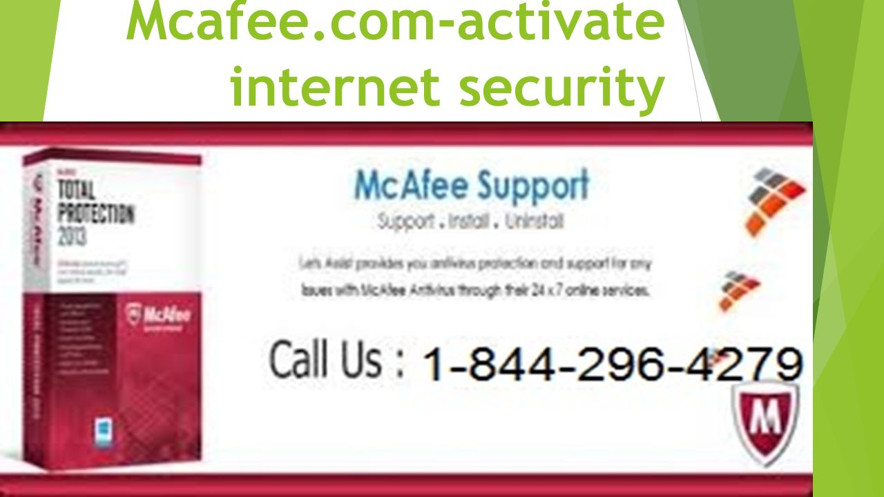 Mcafee com-activate internet security  Mcafee com-activate