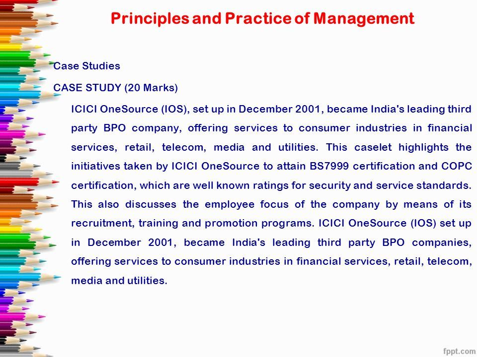Principles And Practice Of Management Dr Aravind Banakar Ppt