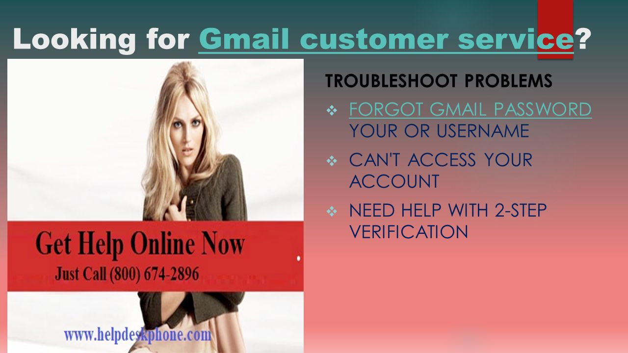 Looking for Gmail customer service?Gmail customer service