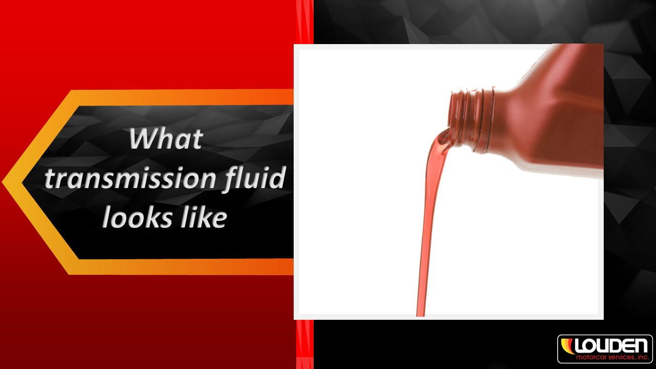 How to Deal with Transmission Leaks in your Mercedes  - ppt