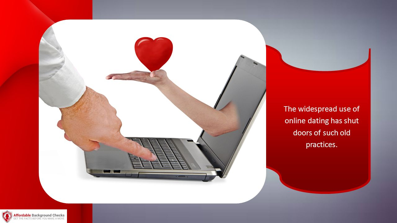 The safest way to protect yourself when dating online is a CupidScreen background check.