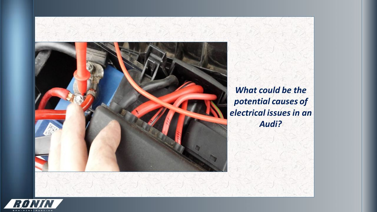 16 What Could Be The Potential Causes Of Electrical Issues