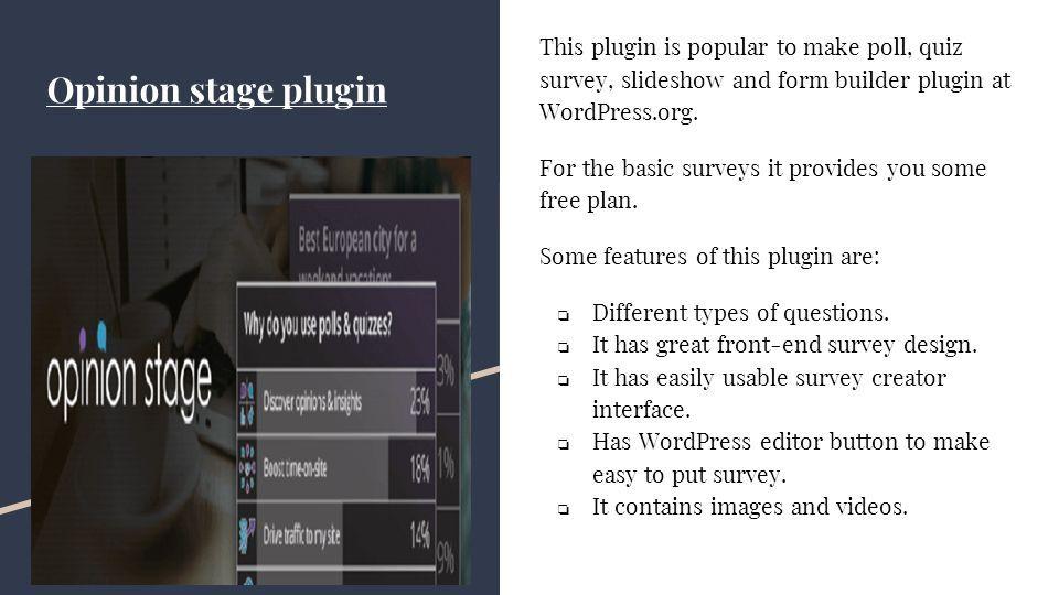 guided by best free wordpress survey plugins best free wordpress