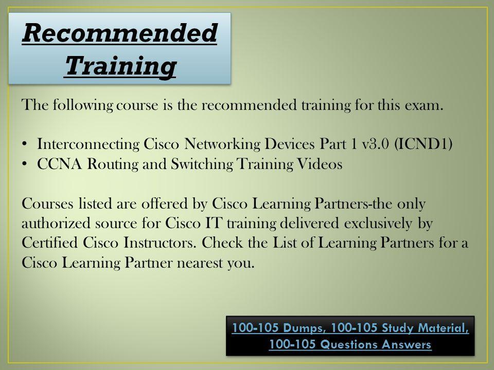 Get Free Verified Cisco Study Material - Cisco Exam Dumps