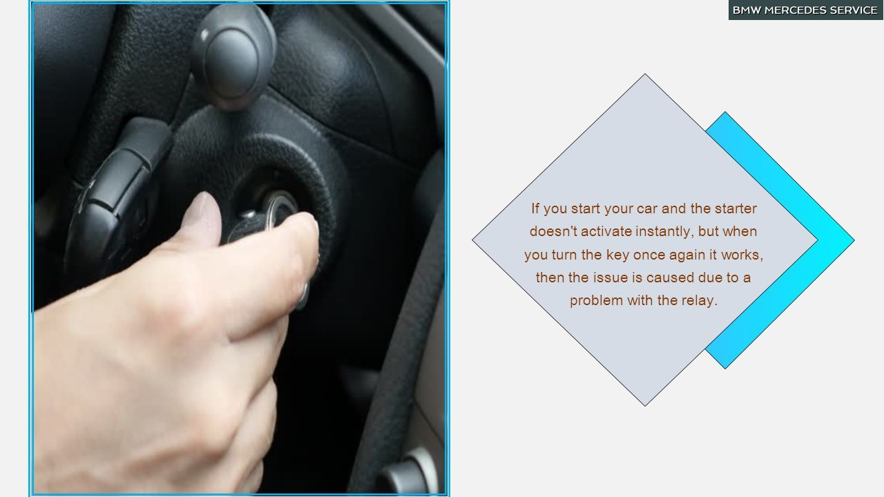 Signs of Starter Issues in Your Car - ppt download