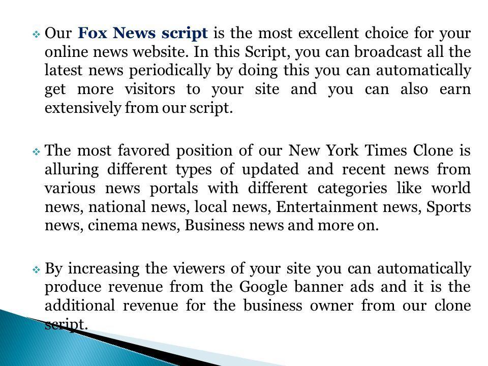news-clone-script/ - ppt download