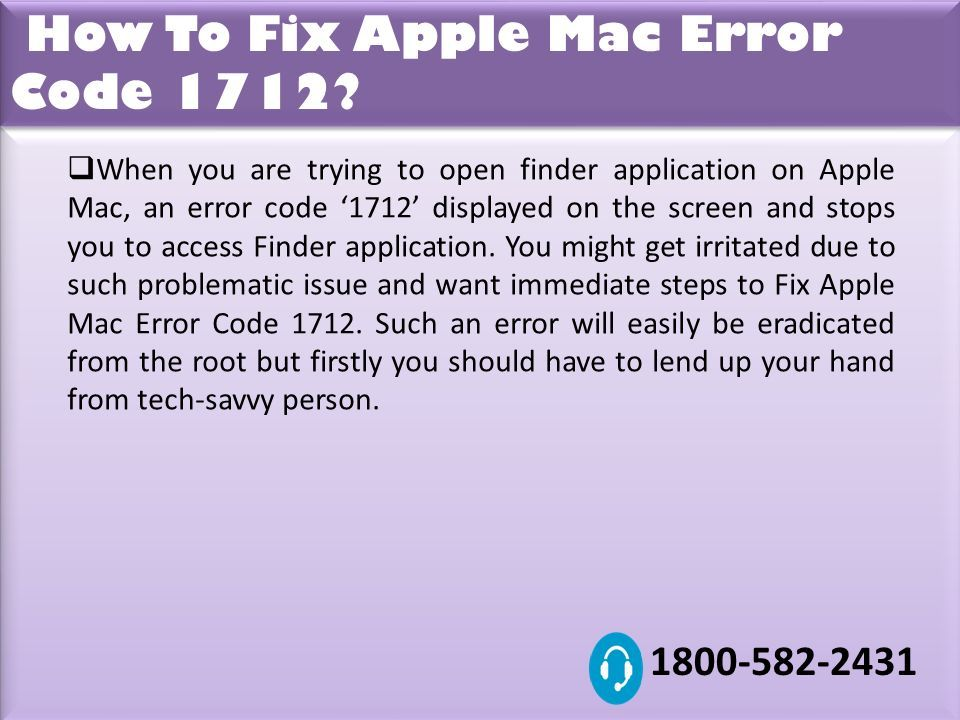 Apple Customer Support Service Give a Call on Fix Apple Mac