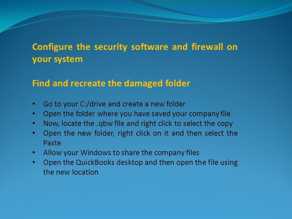 How to fix QuickBooks error code -6000, ppt download