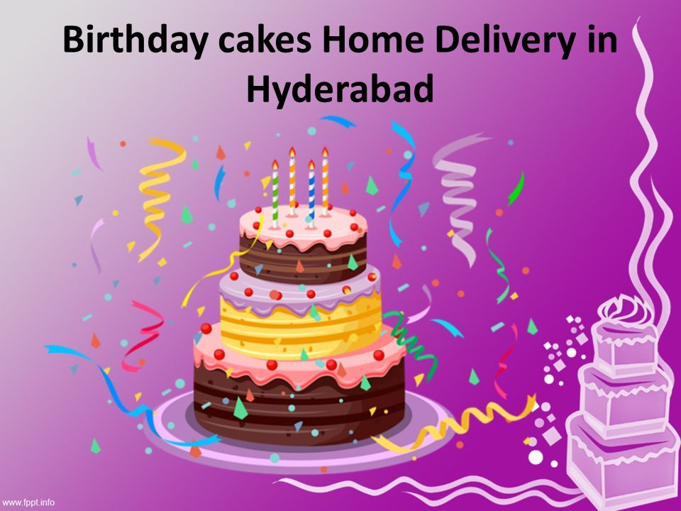 3 Birthday Cakes Home Delivery