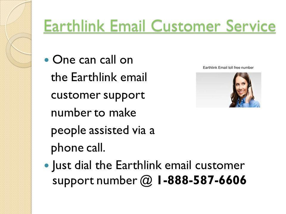 Earthlink Customer Service Tech Support Ppt Download
