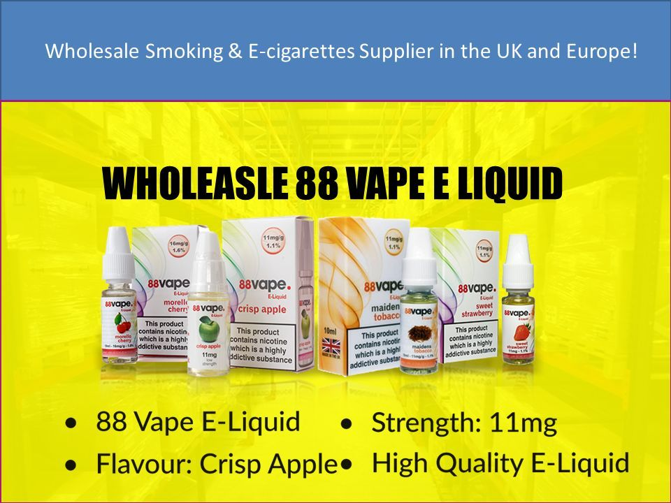 Wholesale Distributor & Supplier of Smoking and Electronic