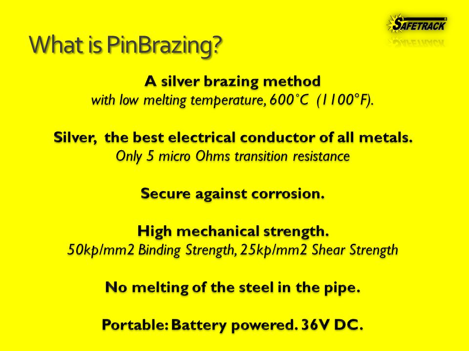 What is PinBrazing