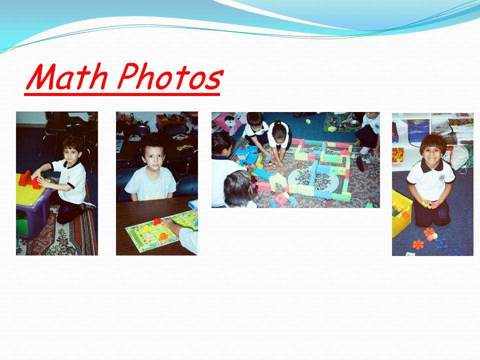 Math Photos