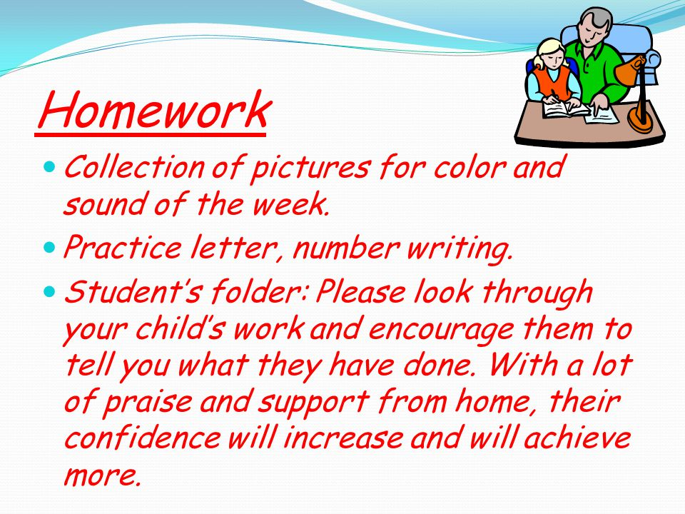 Homework Collection of pictures for color and sound of the week.