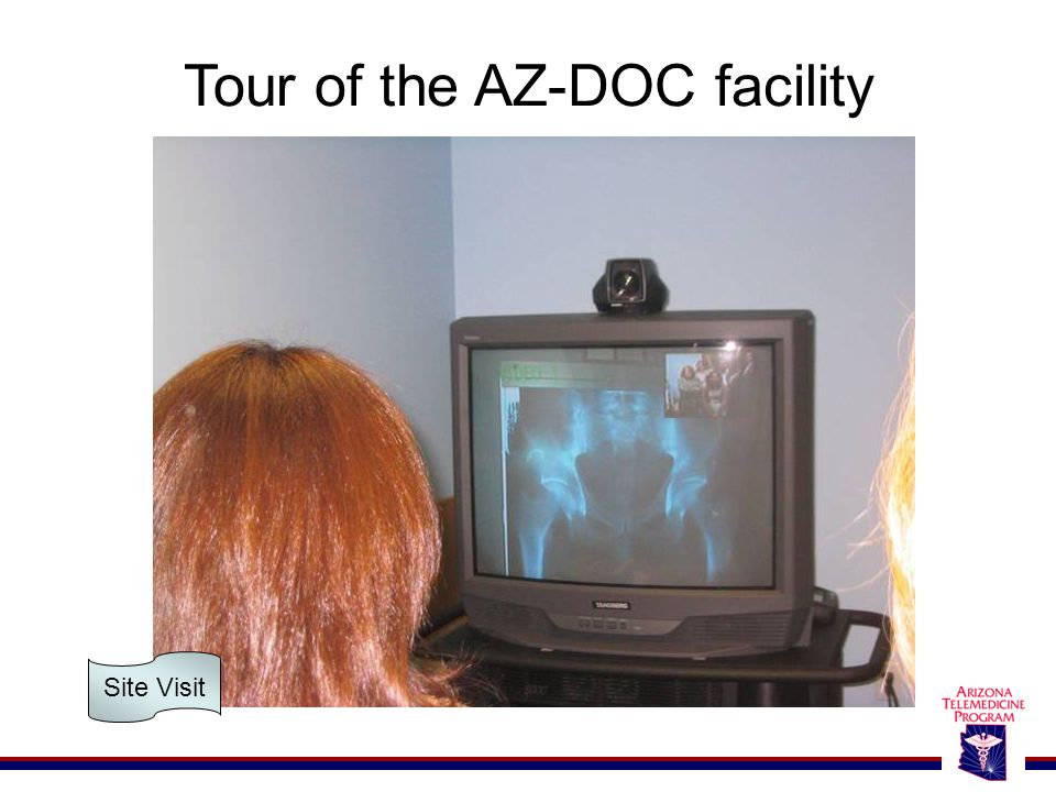 Tour of the AZ-DOC facility Site Visit