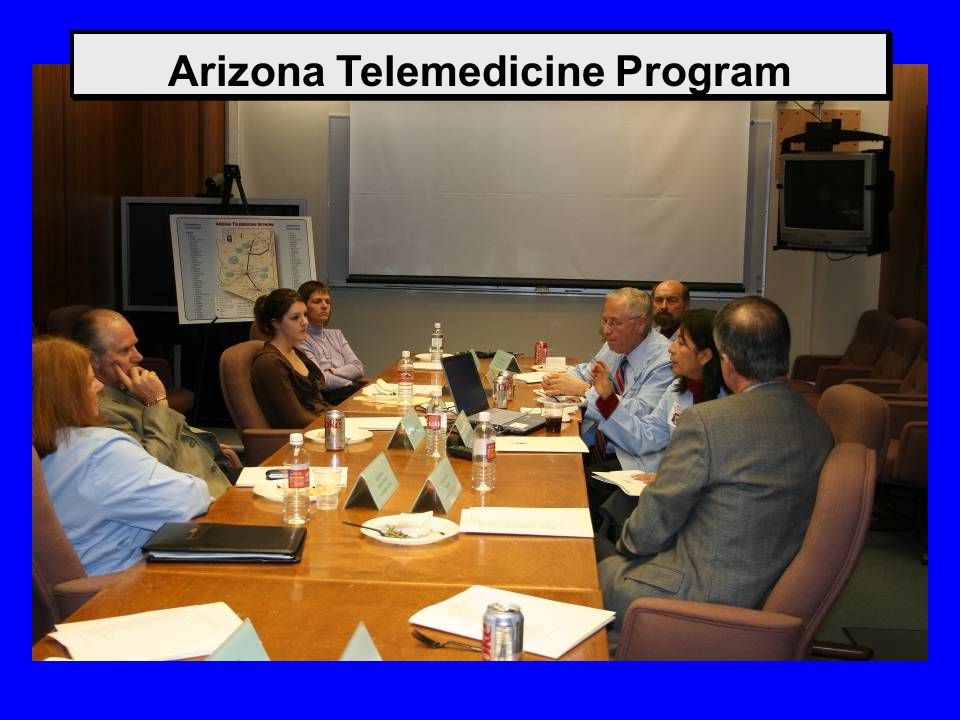 Arizona Telemedicine Program