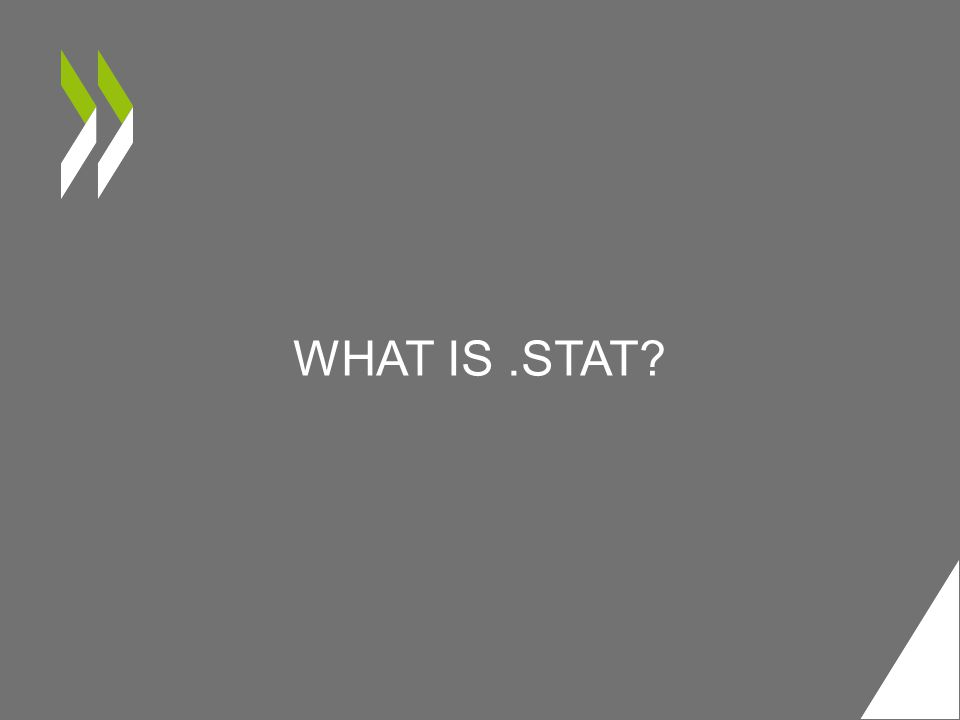WHAT IS.STAT