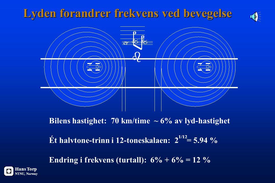 ultralyd frekvens
