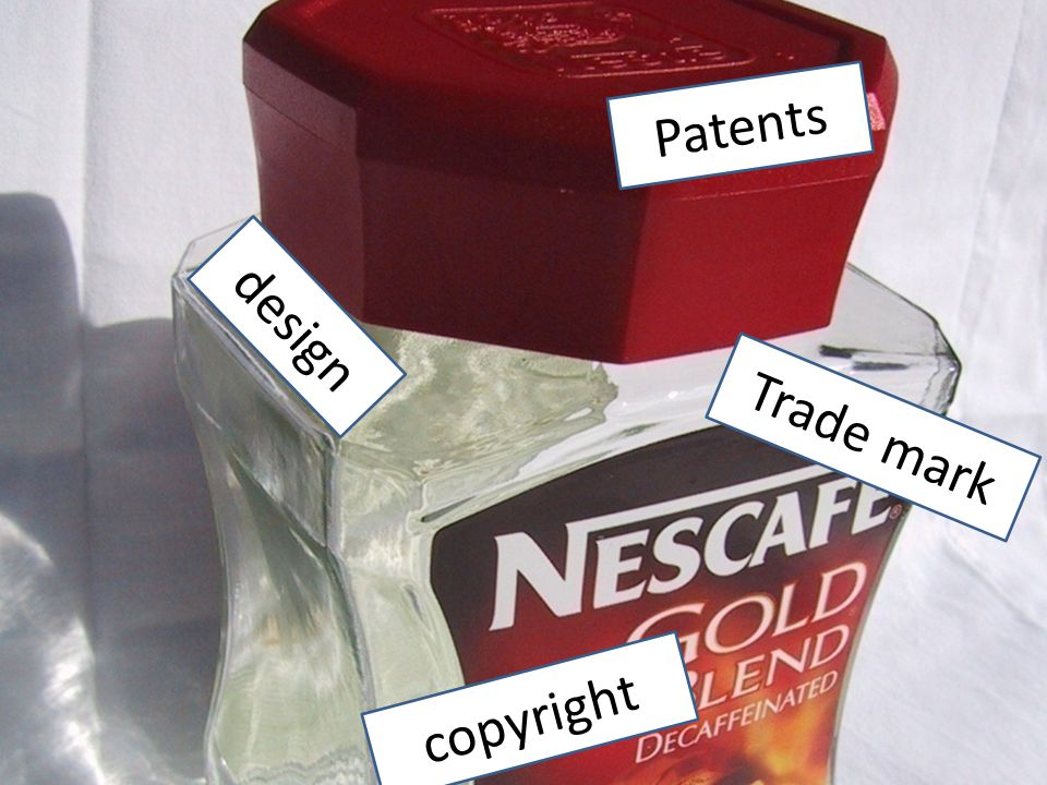 Patents Trade mark copyright design