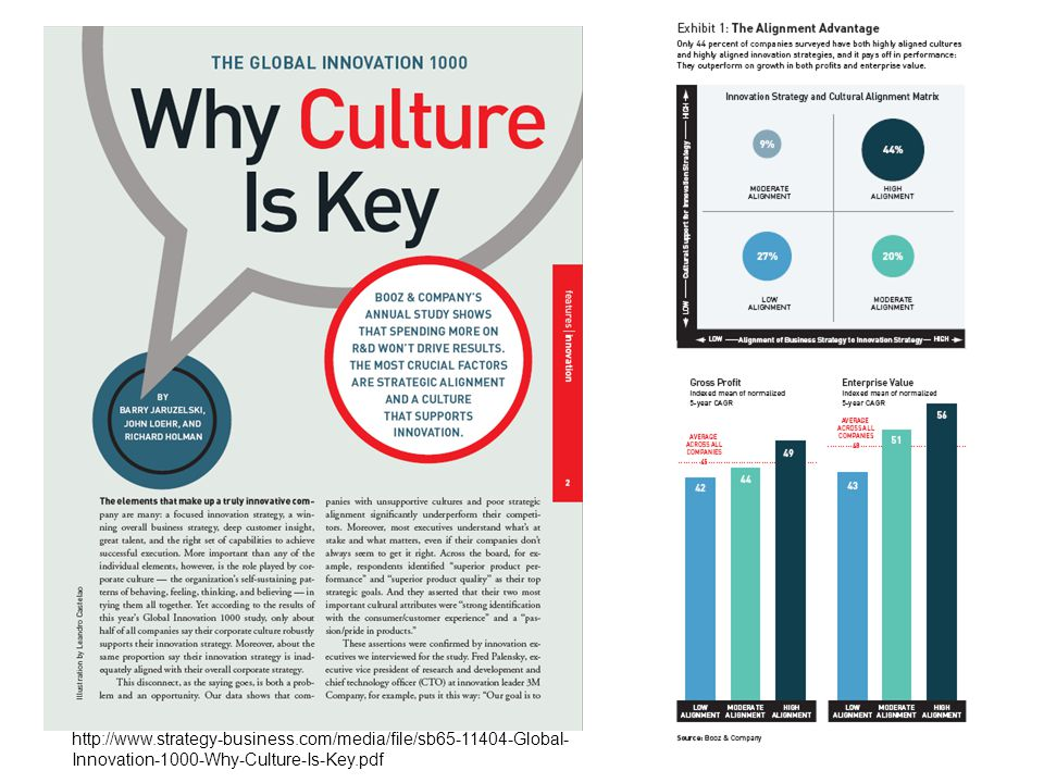 http://www.strategy-business.com/media/file/sb65-11404-Global- Innovation-1000-Why-Culture-Is-Key.pdf