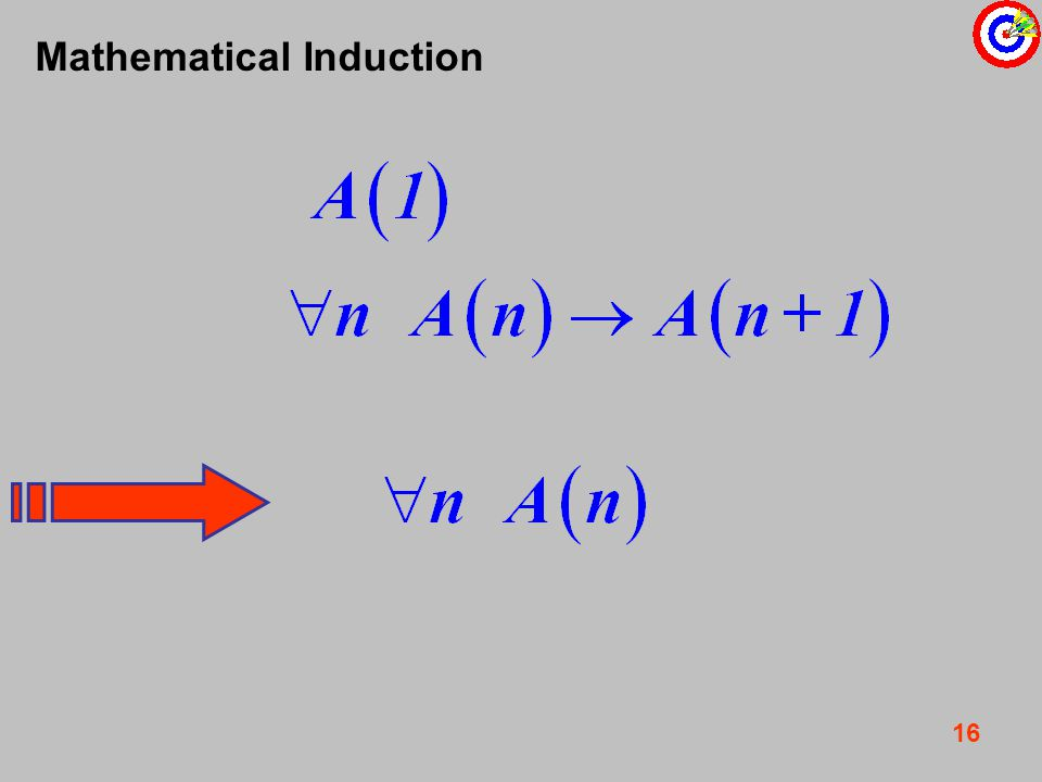 16 Mathematical Induction