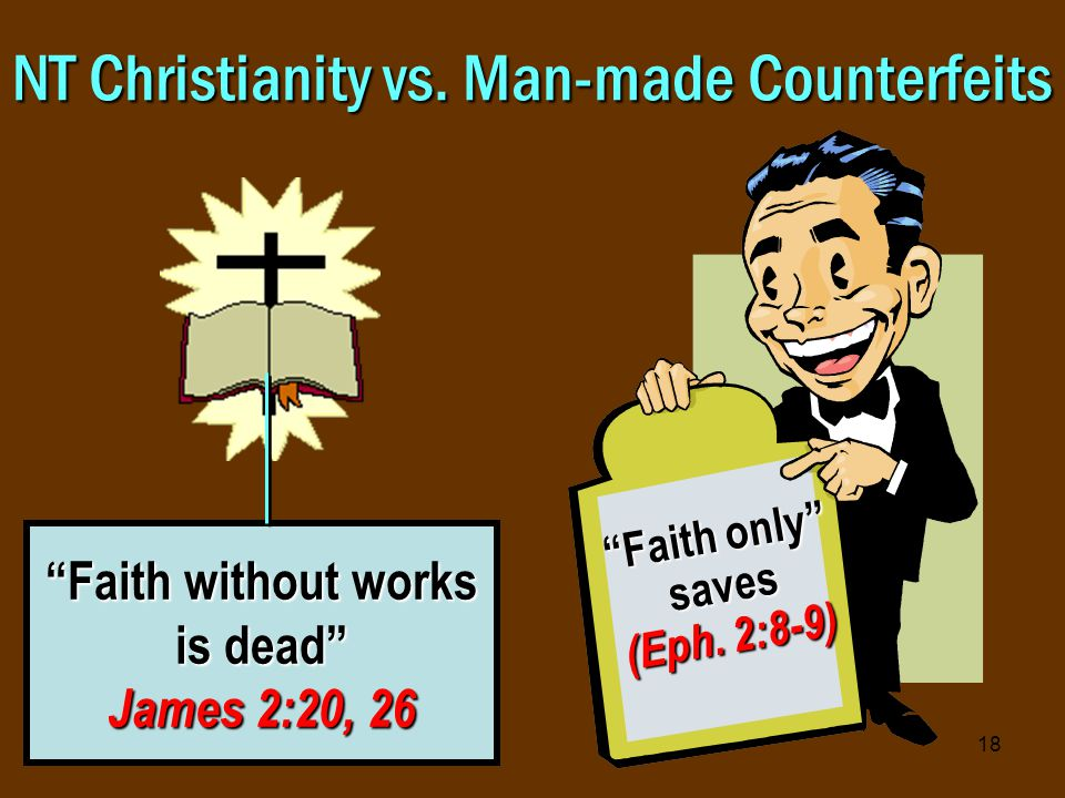 18 NT Christianity vs.