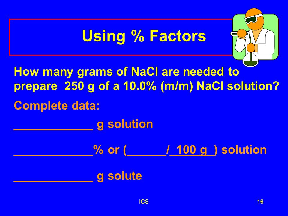ICS15 Solution PC 3 Write conversion factors for the following: A.