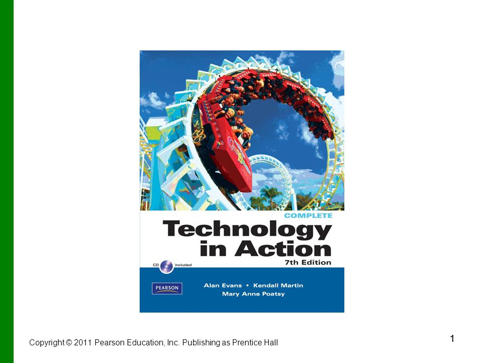 11 Copyright © 2011 Pearson Education, Inc. Publishing as Prentice Hall