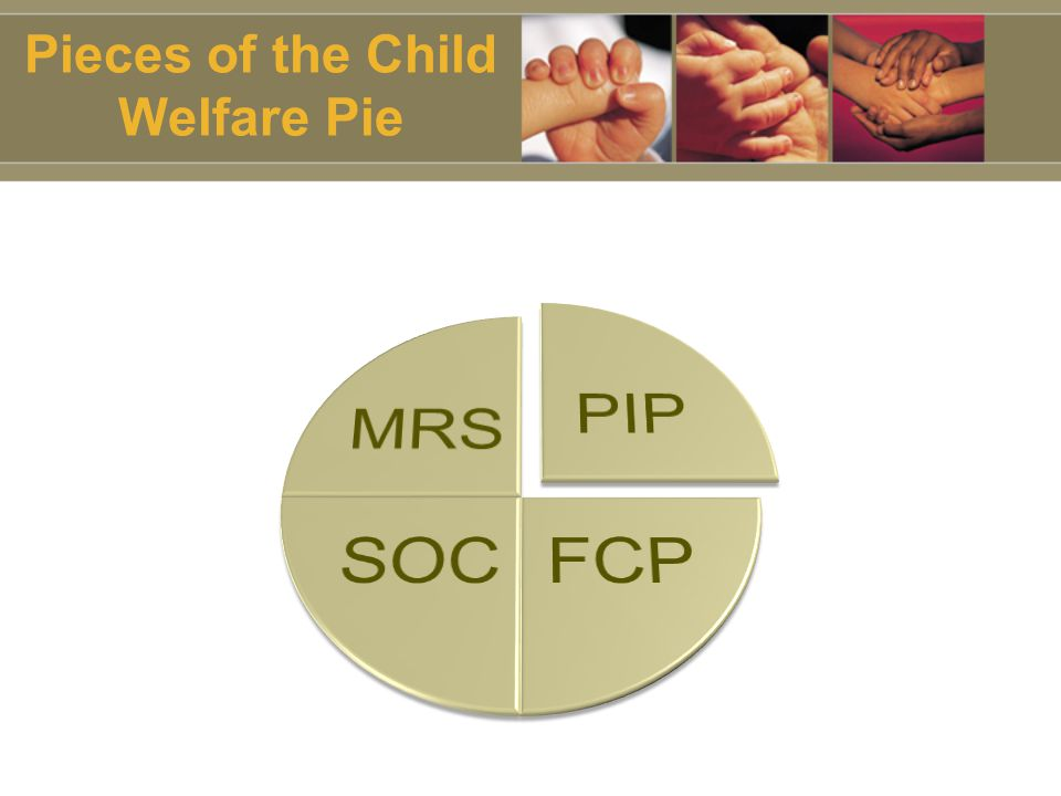 Pieces of the Child Welfare Pie