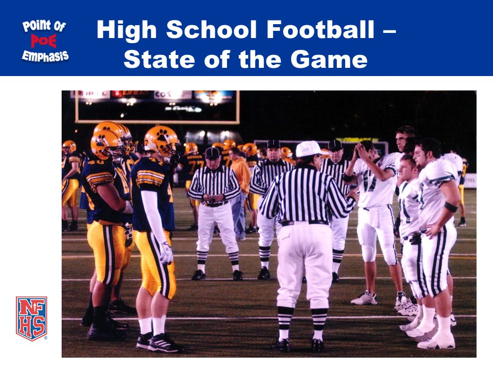 High School Football – State of the Game